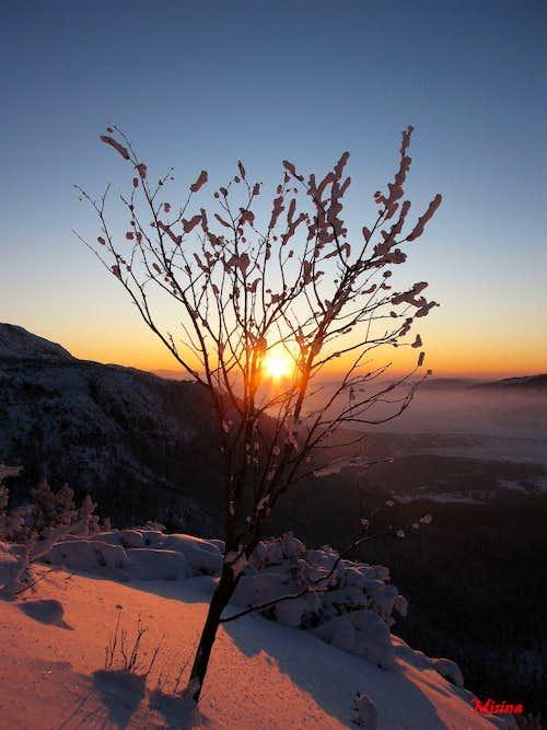 cvrsnica sundown