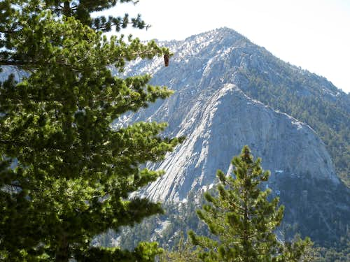Tahquitz Peak and Lily Rock