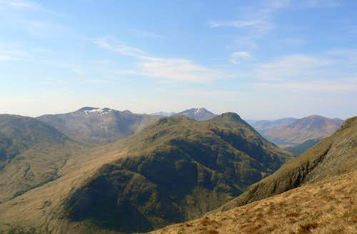 The Etive Hills