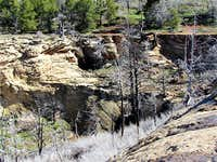 Hidden Canyon Drainage
