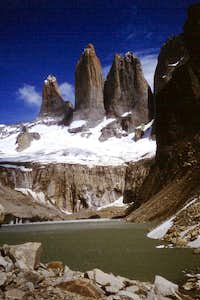 Torre Central del Paine