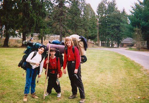 Pine Grove Furnace - 1998