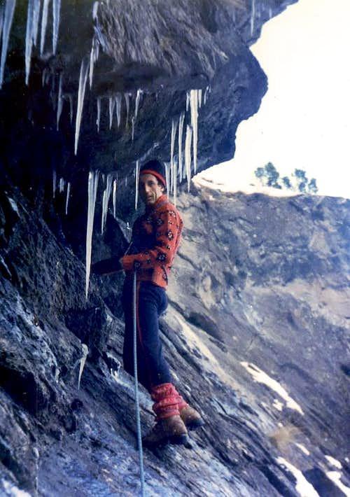Winter Training of Seventies