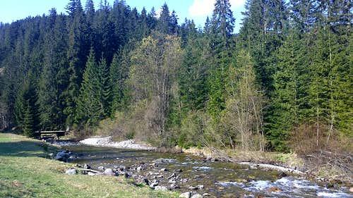 Chocholowska Valley.