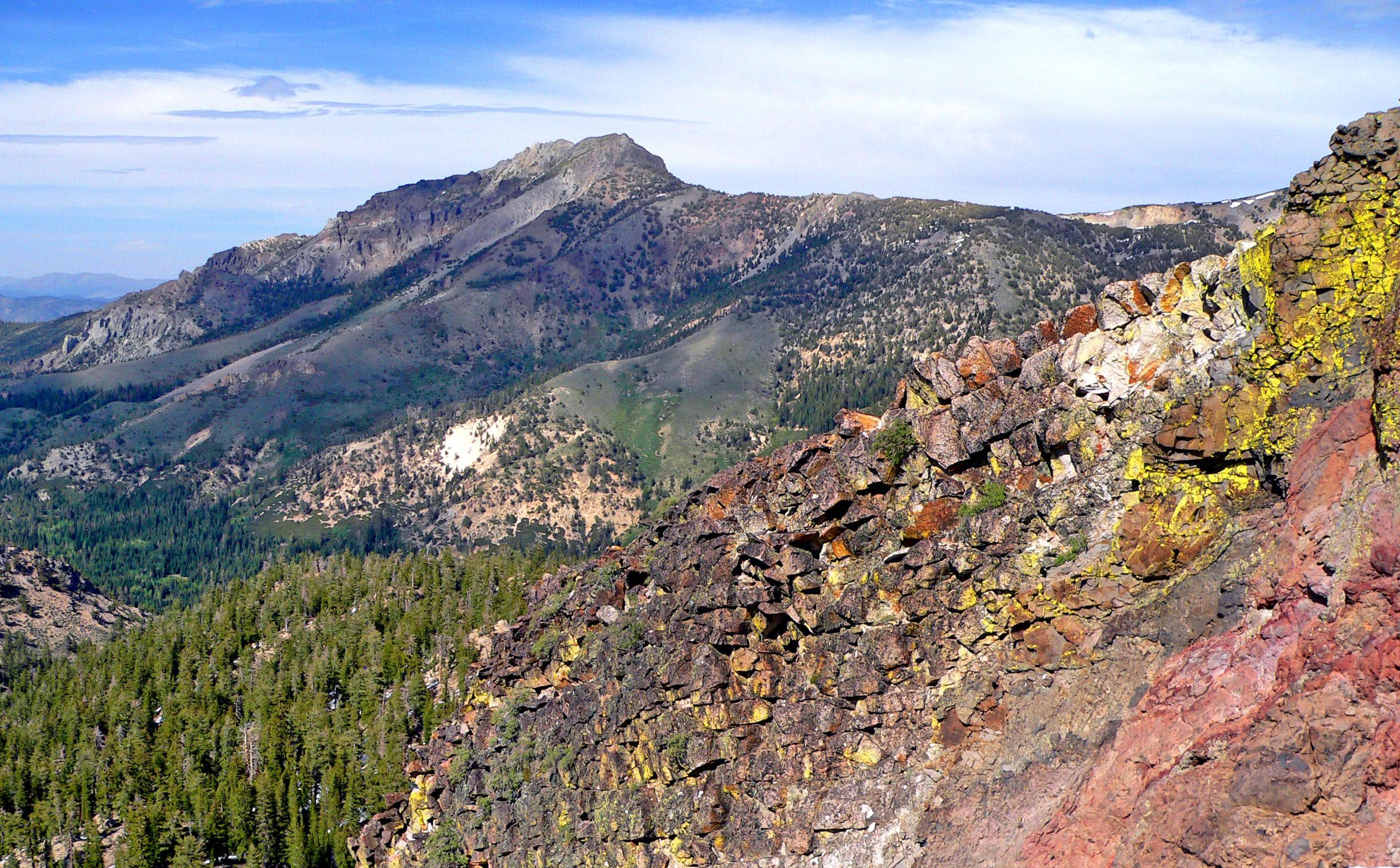 Silver Peak – Ebbetts Pass