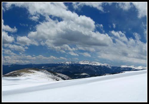 Mt. Evans...