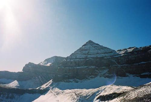 Timp summit pyramid from...