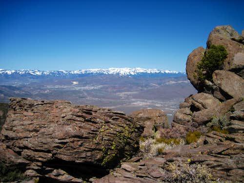 Rawe Peak