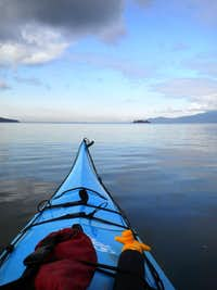 Sea Kayaking in Vancouver