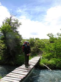 Torres del Paine trek (the big loop)