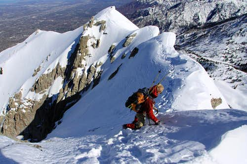 Northeast Couloir
