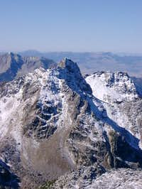 Beehive Peak - N/NE Face....