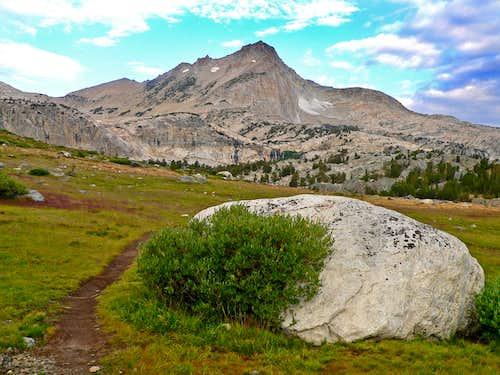North Peak, Conness Lakes Trail