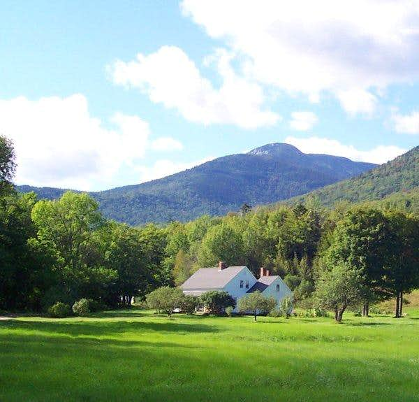 Mt. Whiteface viewed from the...