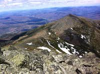 Mt Madison from Adams NH