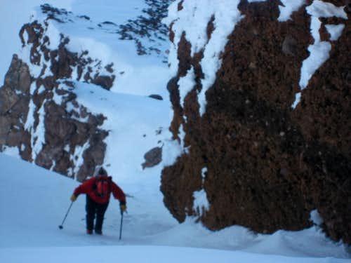 Mount Shasta - Casaval Ridge trip
