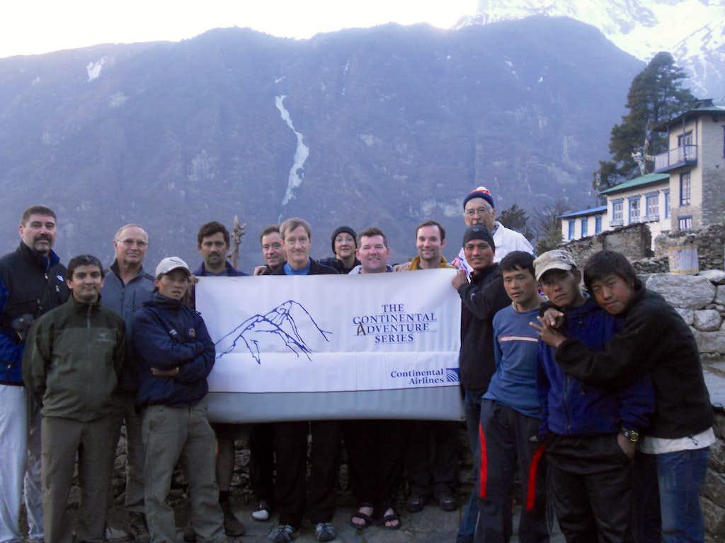 Continental Adventure Team