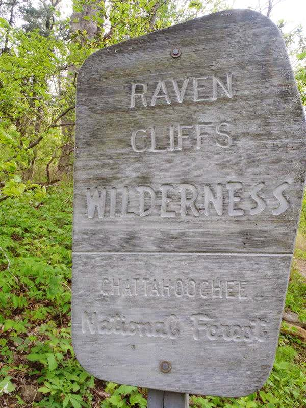 Raven Cliffs Wilderness