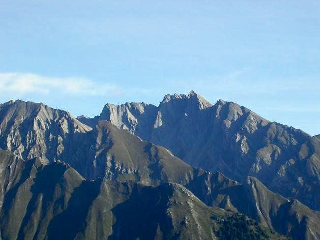 il Gran Creto (3071 m.)