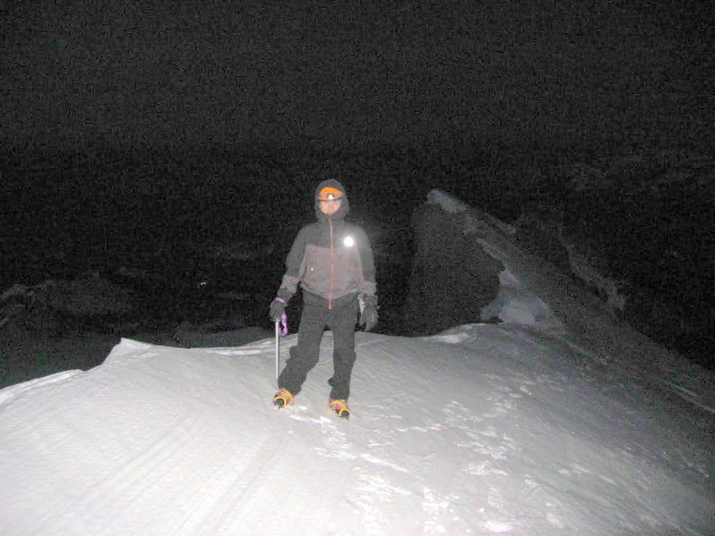 Mount Shasta - Casaval Ridge