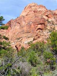 Walls of Gregory Butte