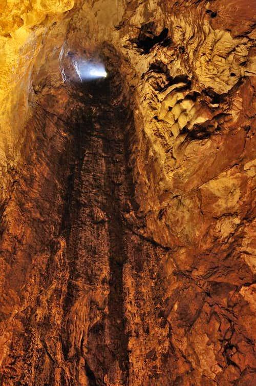 Pit cave Haviaren