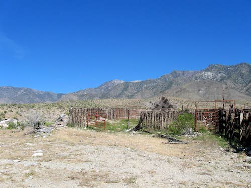 Corral that is a key spot