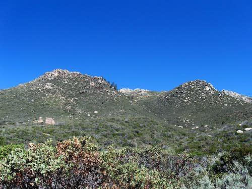 Bangs Peak....    (10)