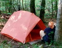 My Trusty Tent 1970 -  early1980s
