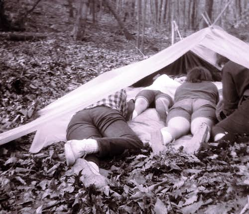 Tube Tent! Remember these?