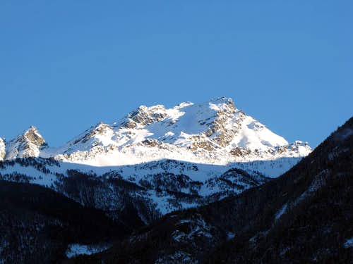 Mont Ruvic