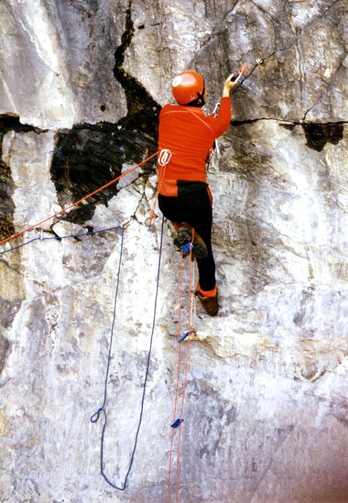 Artificial Climb in Dard's Walloon