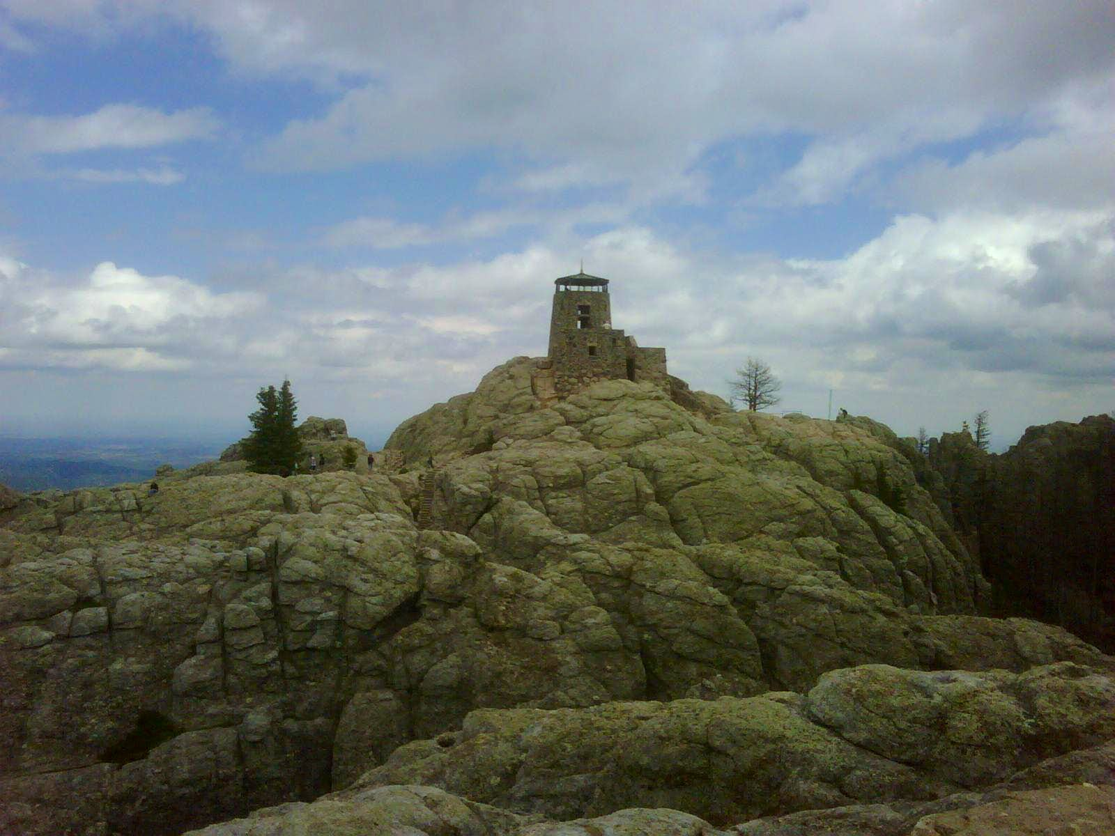 Harney Peak: Loop by Trails 4, 3, and 9 - 2010