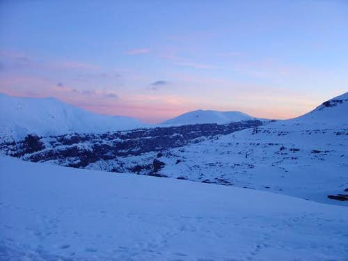 Ordesa valley view from Goriz...