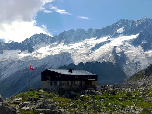 Bergsee Hut