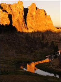 Smith Rock Group in early...