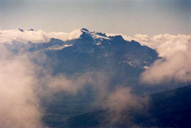 Whitehorse Mountain was one...
