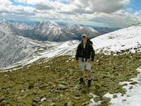 Me on Summit 9/26/04. La...
