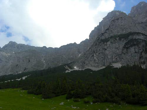 Leutascher Dreitorspitze