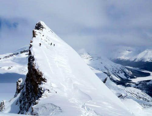 Summit - Saint Nicholas Peak