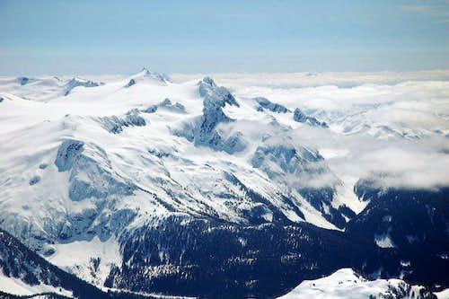 Garibaldi (View from the top)
