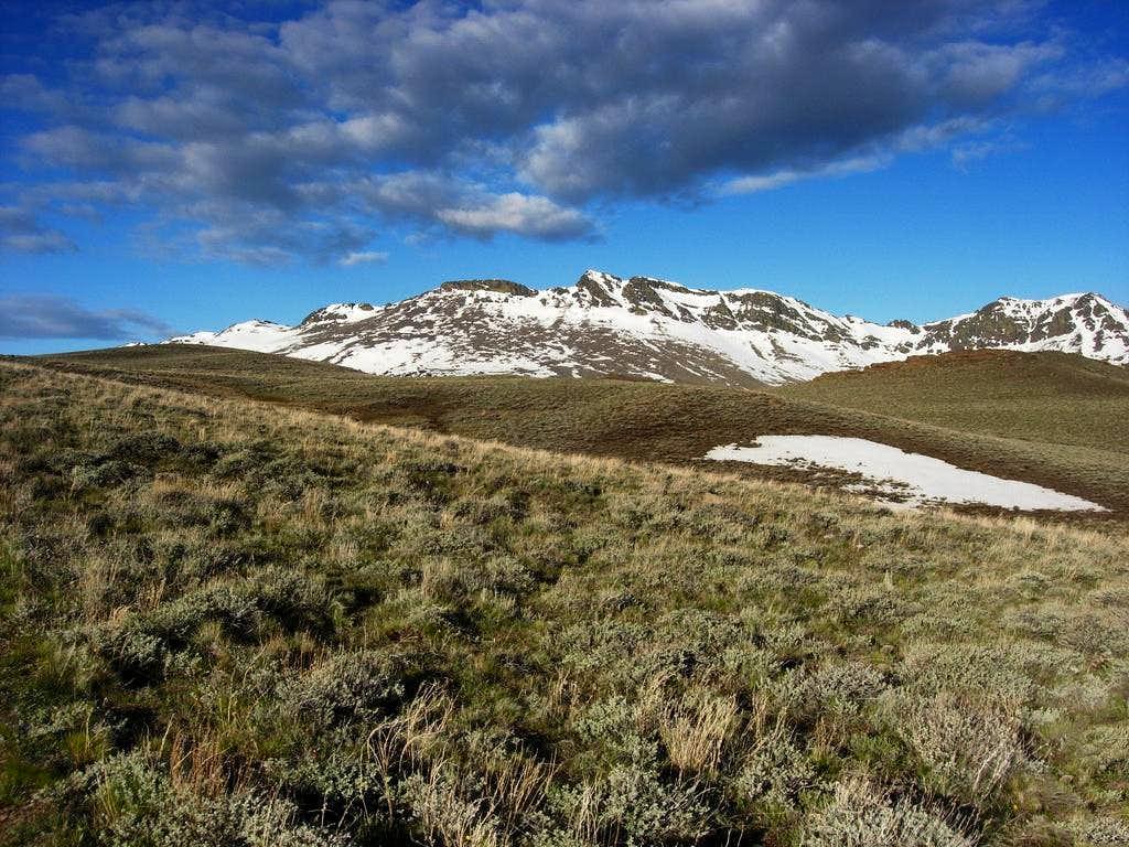 West Pueblo Ridge