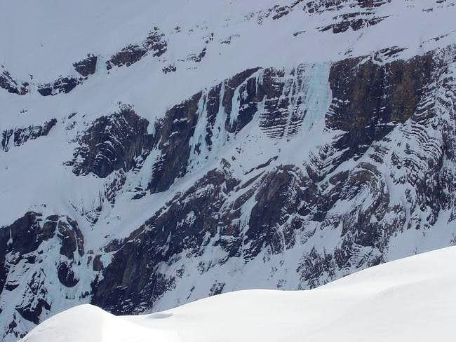 Atic Sector for iceclimbing...