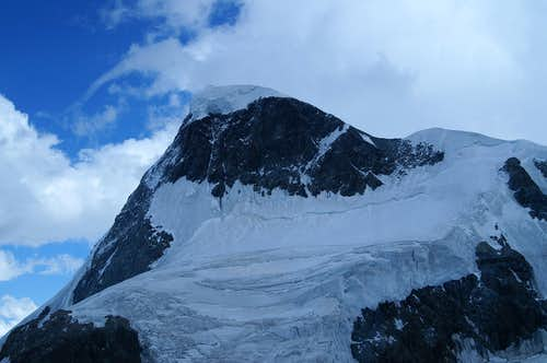 Breithorn west face