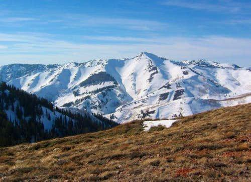 Grandview Peak as seen from...