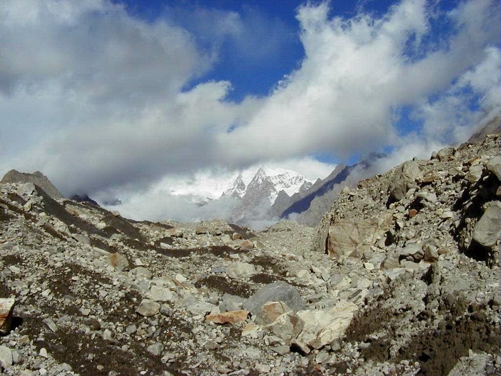 BaturaGlacier, Karakoram, Pakistan
