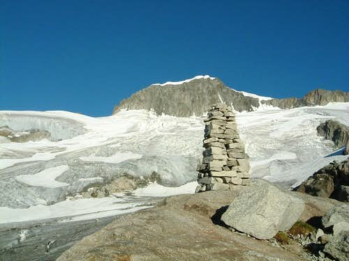 The big stone\'s pyramid