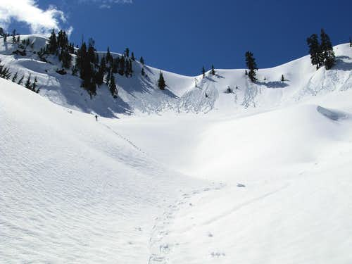 Basin  Snow Bowl