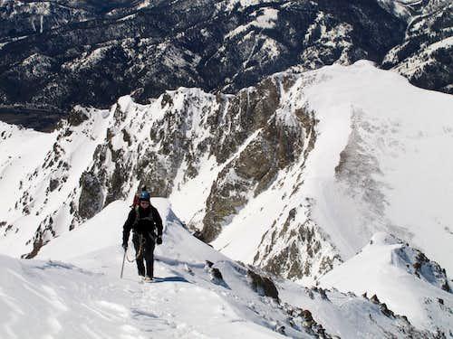 Lorenzo Peak Summit