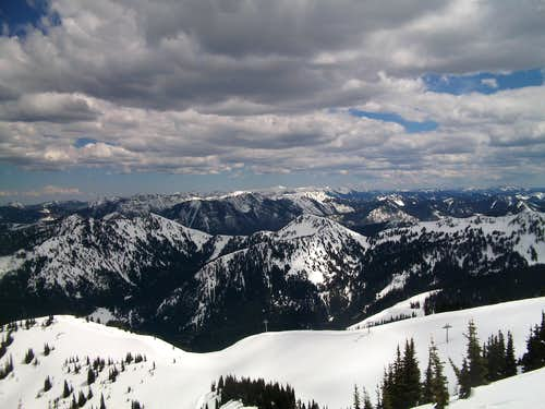 Grubstake Peak (5/20/11)